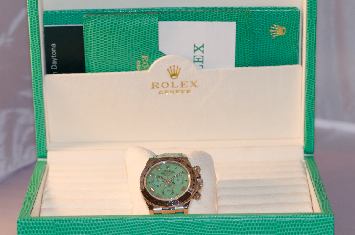 alpa-watch rolex daytona